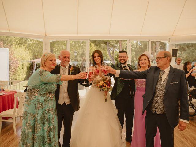 La boda de Carlos y Yenifer en Torrejon De La Calzada, Madrid 62