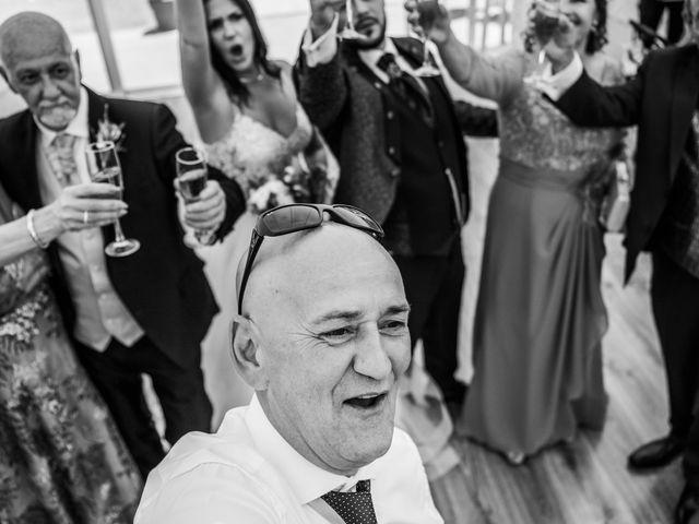La boda de Carlos y Yenifer en Torrejon De La Calzada, Madrid 63