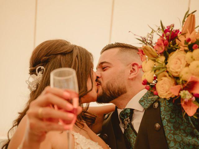 La boda de Carlos y Yenifer en Torrejon De La Calzada, Madrid 64