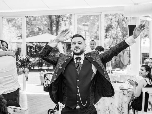 La boda de Carlos y Yenifer en Torrejon De La Calzada, Madrid 65