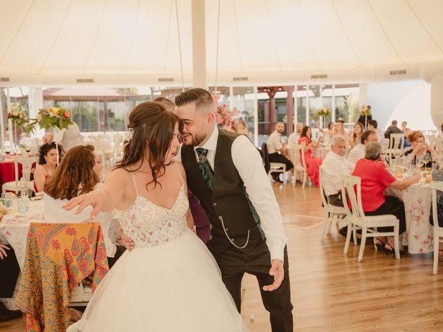 La boda de Carlos y Yenifer en Torrejon De La Calzada, Madrid 72