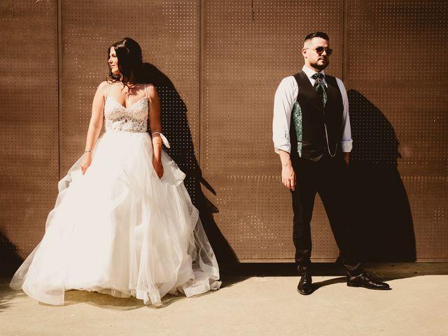 La boda de Carlos y Yenifer en Torrejon De La Calzada, Madrid 2