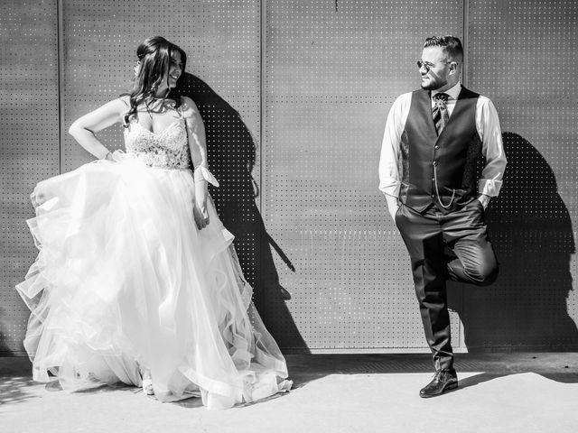 La boda de Carlos y Yenifer en Torrejon De La Calzada, Madrid 76