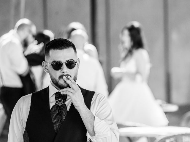 La boda de Carlos y Yenifer en Torrejon De La Calzada, Madrid 78