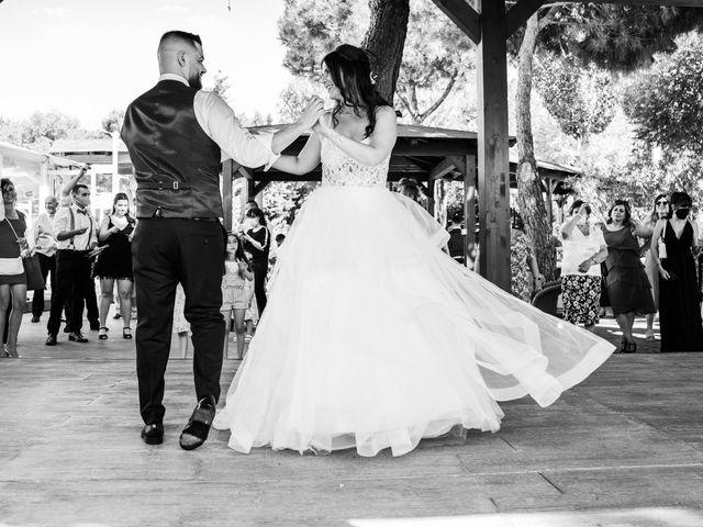 La boda de Carlos y Yenifer en Torrejon De La Calzada, Madrid 80