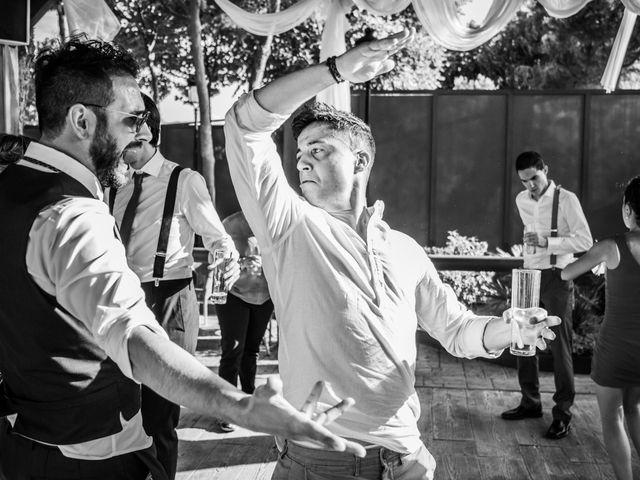 La boda de Carlos y Yenifer en Torrejon De La Calzada, Madrid 92