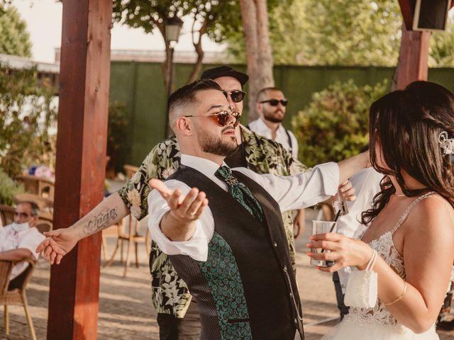 La boda de Carlos y Yenifer en Torrejon De La Calzada, Madrid 97