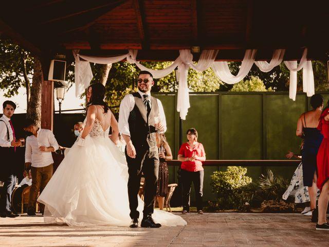 La boda de Carlos y Yenifer en Torrejon De La Calzada, Madrid 98
