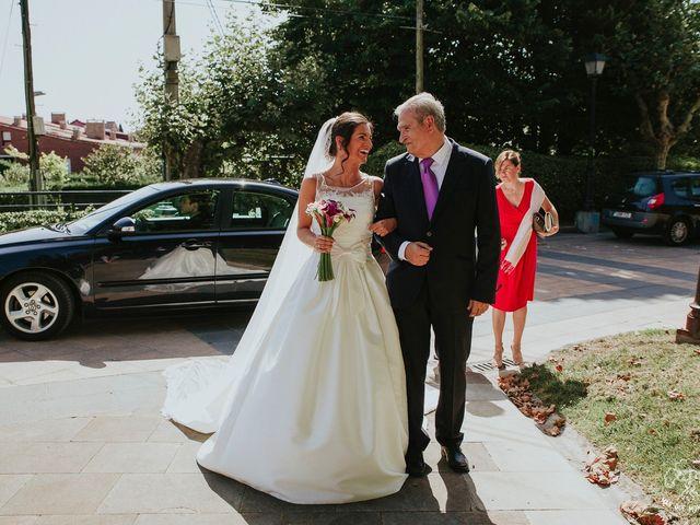 La boda de Giovanni y Eukene en Getxo, Vizcaya 52