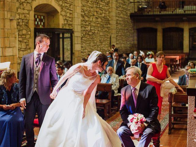 La boda de Giovanni y Eukene en Getxo, Vizcaya 59