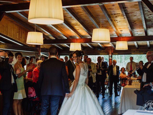 La boda de Giovanni y Eukene en Getxo, Vizcaya 92