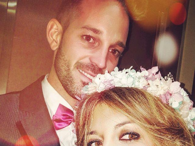 La boda de Abraham  y Sara en Galapagar, Madrid 4