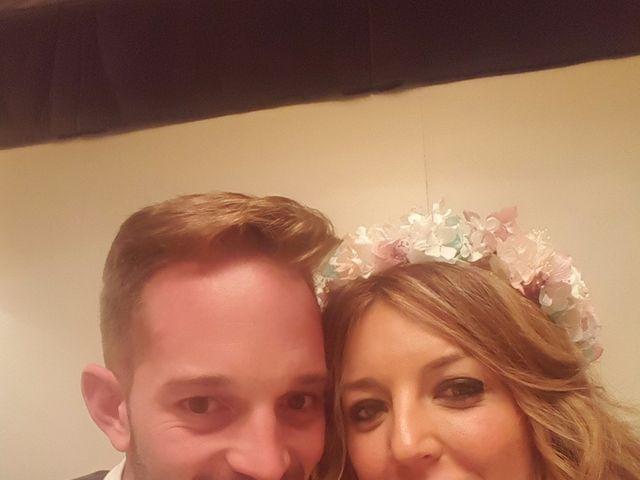 La boda de Abraham  y Sara en Galapagar, Madrid 5