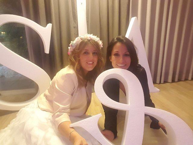 La boda de Abraham  y Sara en Galapagar, Madrid 6