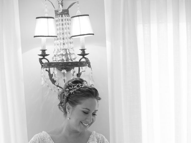 La boda de David y Virginia en San Andres De Montejos, León 21
