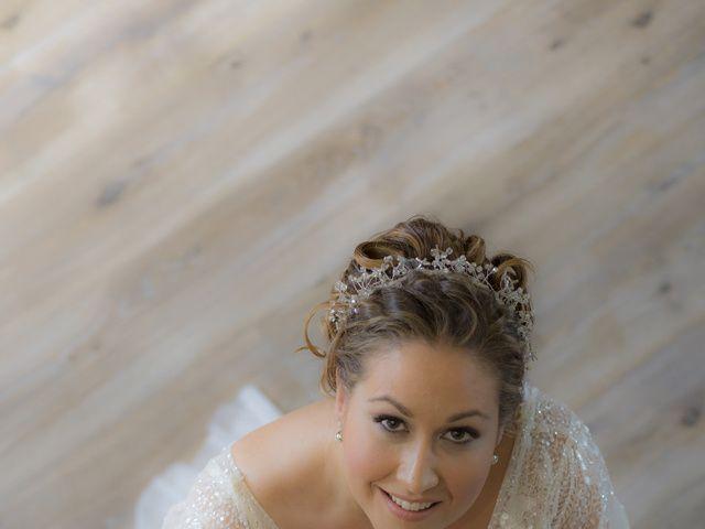 La boda de David y Virginia en San Andres De Montejos, León 22