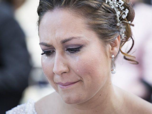 La boda de David y Virginia en San Andres De Montejos, León 25