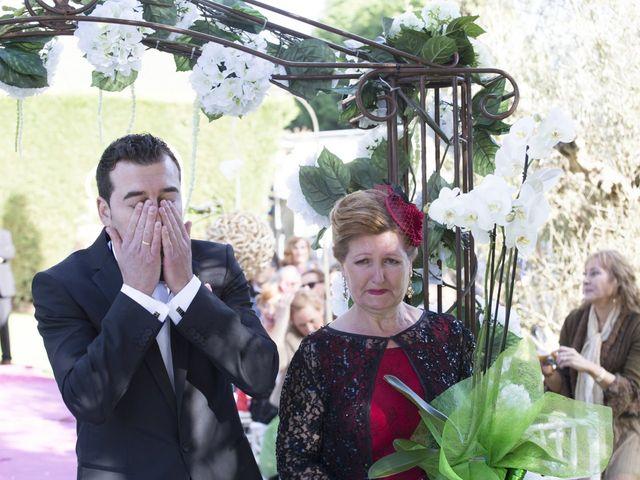 La boda de David y Virginia en San Andres De Montejos, León 27
