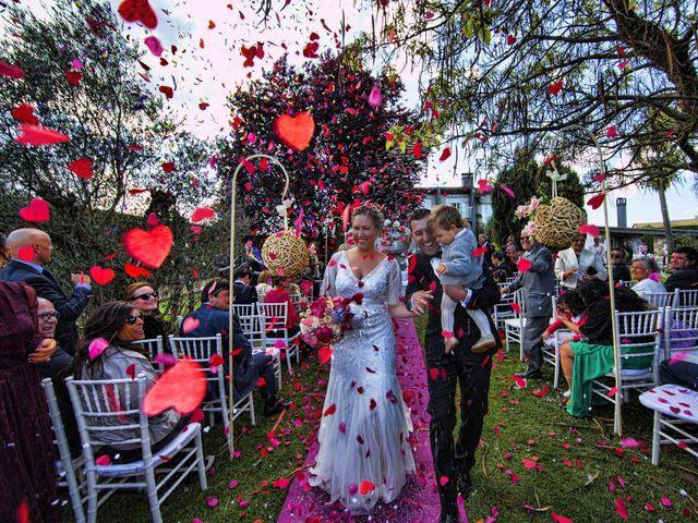 La boda de David y Virginia en San Andres De Montejos, León 29