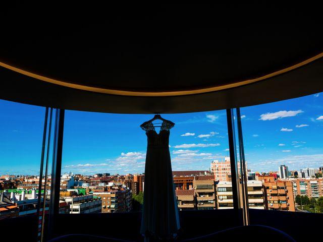 La boda de Sergio y Laura en Torrelodones, Madrid 16