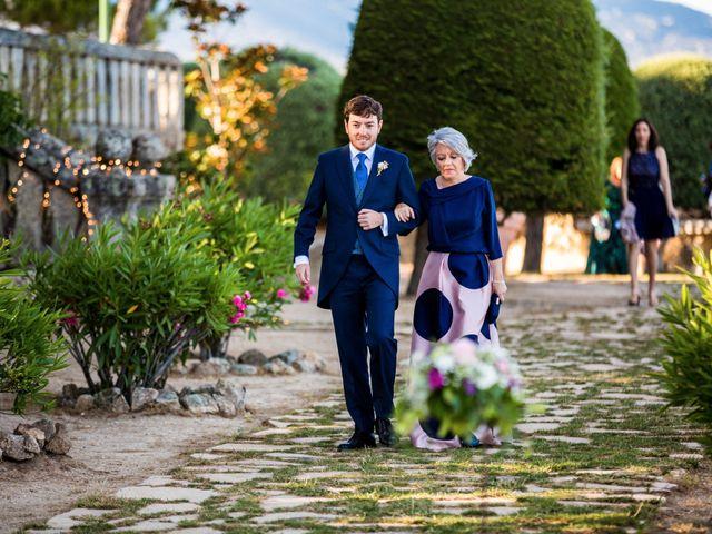 La boda de Sergio y Laura en Torrelodones, Madrid 23