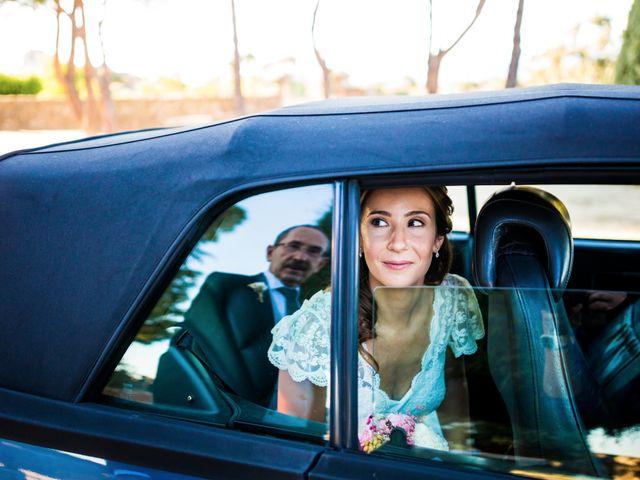 La boda de Sergio y Laura en Torrelodones, Madrid 24