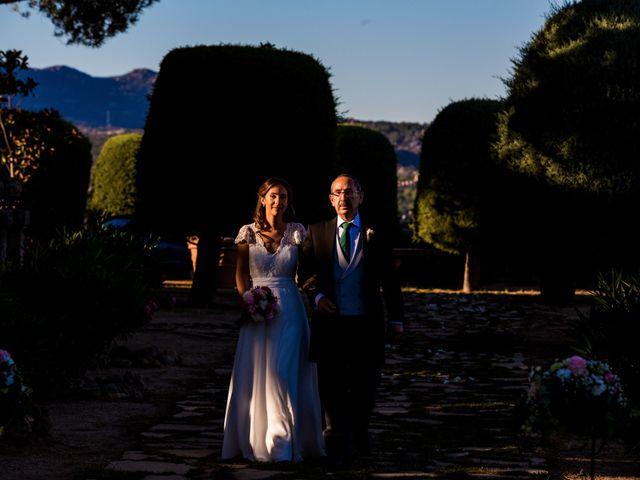 La boda de Sergio y Laura en Torrelodones, Madrid 25