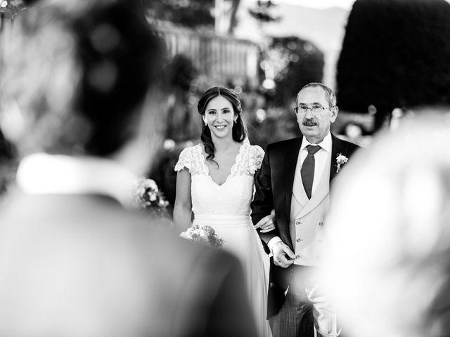 La boda de Sergio y Laura en Torrelodones, Madrid 26