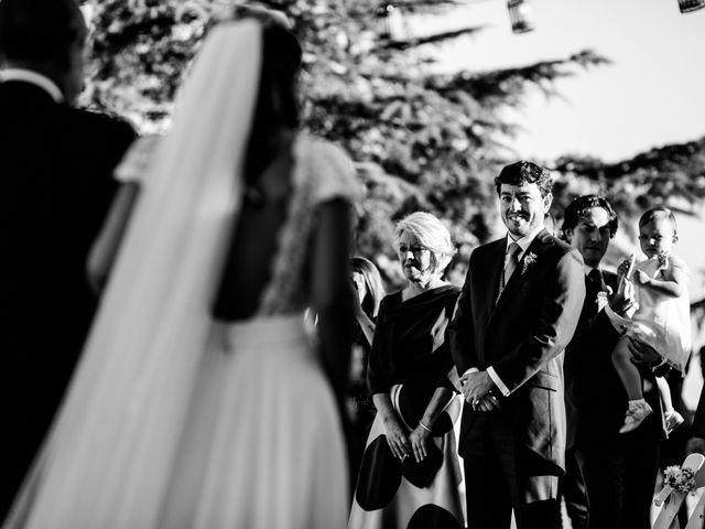 La boda de Sergio y Laura en Torrelodones, Madrid 27