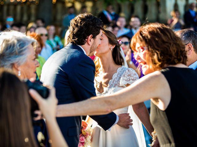 La boda de Sergio y Laura en Torrelodones, Madrid 28