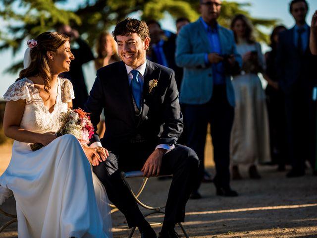 La boda de Sergio y Laura en Torrelodones, Madrid 29