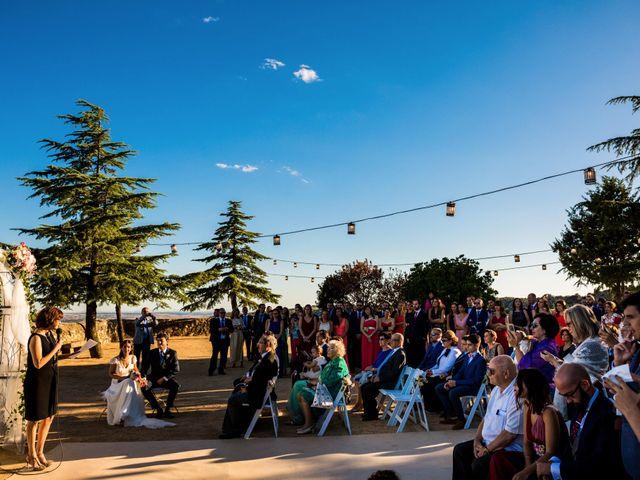 La boda de Sergio y Laura en Torrelodones, Madrid 30