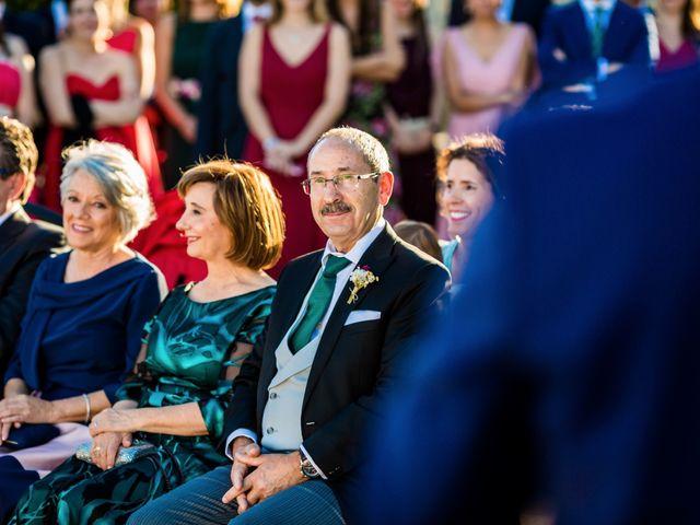 La boda de Sergio y Laura en Torrelodones, Madrid 33