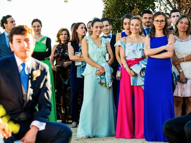La boda de Sergio y Laura en Torrelodones, Madrid 34