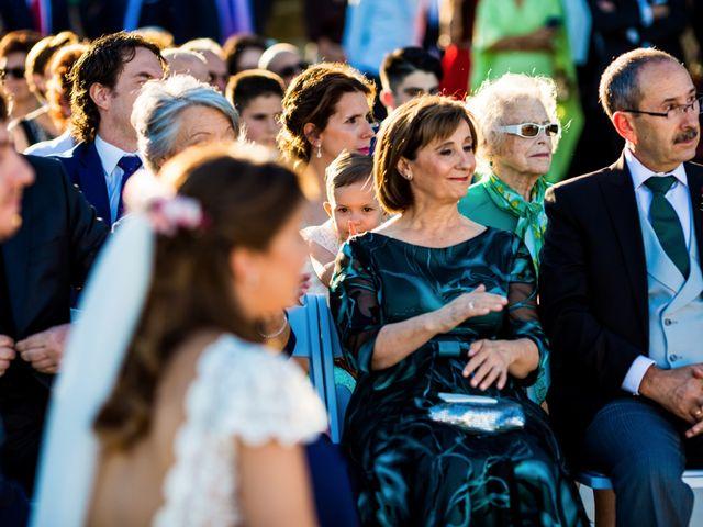 La boda de Sergio y Laura en Torrelodones, Madrid 39