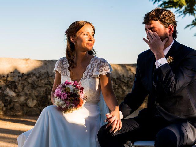 La boda de Sergio y Laura en Torrelodones, Madrid 44