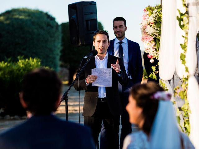 La boda de Sergio y Laura en Torrelodones, Madrid 45