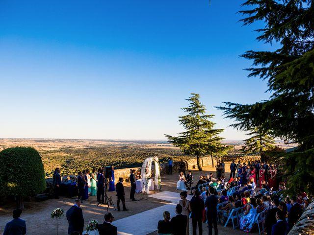La boda de Sergio y Laura en Torrelodones, Madrid 47