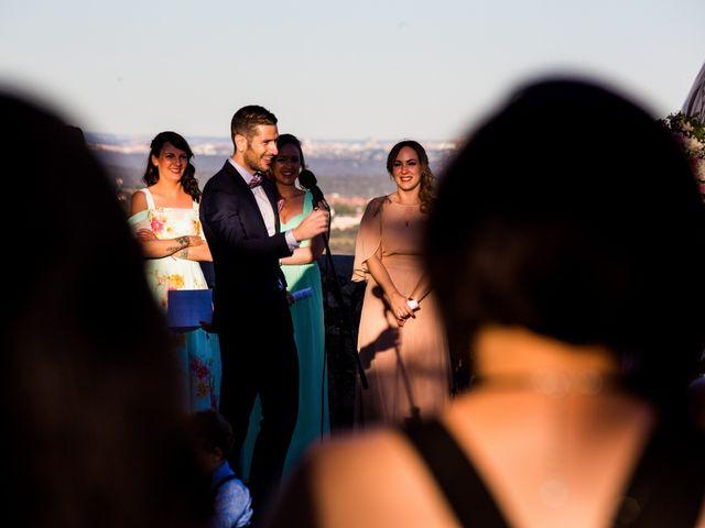 La boda de Sergio y Laura en Torrelodones, Madrid 48