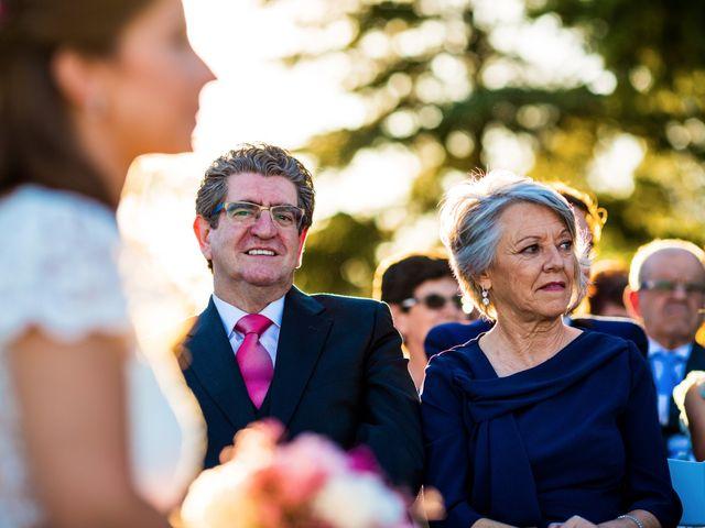 La boda de Sergio y Laura en Torrelodones, Madrid 50