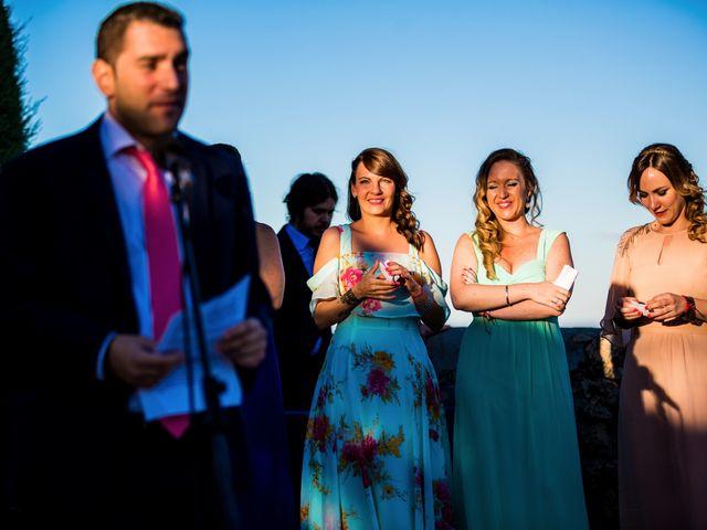 La boda de Sergio y Laura en Torrelodones, Madrid 51