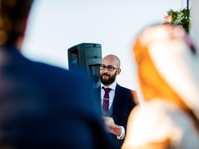 La boda de Sergio y Laura en Torrelodones, Madrid 57