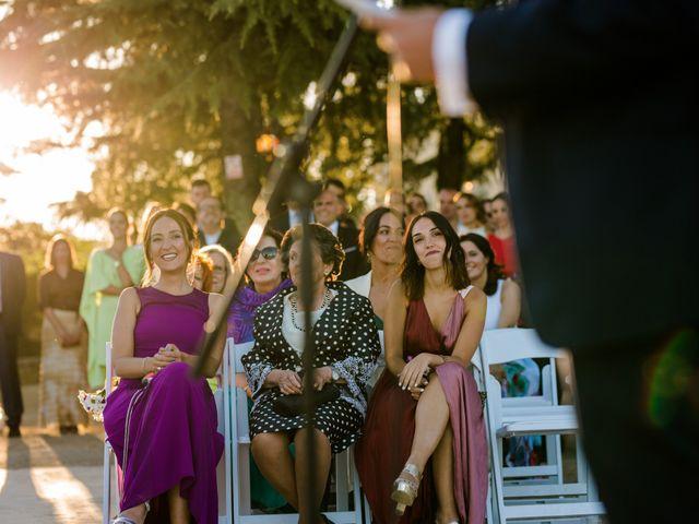 La boda de Sergio y Laura en Torrelodones, Madrid 59