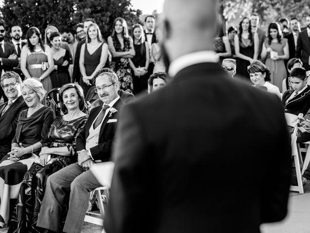 La boda de Sergio y Laura en Torrelodones, Madrid 60
