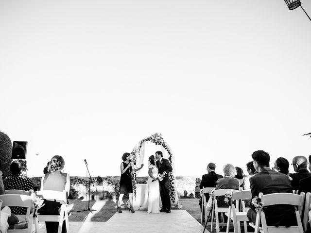 La boda de Sergio y Laura en Torrelodones, Madrid 63