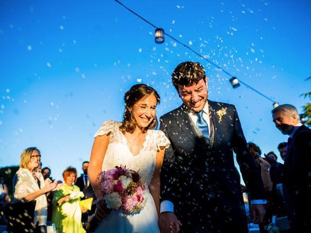La boda de Sergio y Laura en Torrelodones, Madrid 64