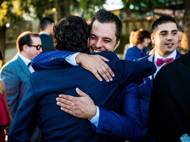 La boda de Sergio y Laura en Torrelodones, Madrid 67