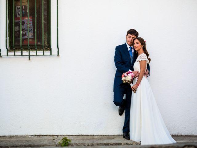 La boda de Sergio y Laura en Torrelodones, Madrid 74