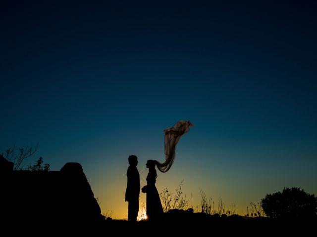 La boda de Sergio y Laura en Torrelodones, Madrid 75
