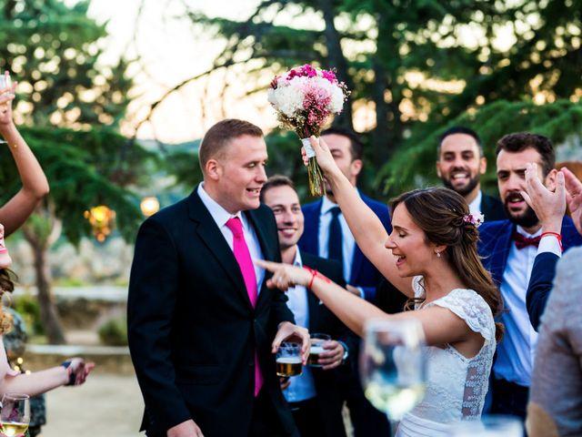 La boda de Sergio y Laura en Torrelodones, Madrid 78